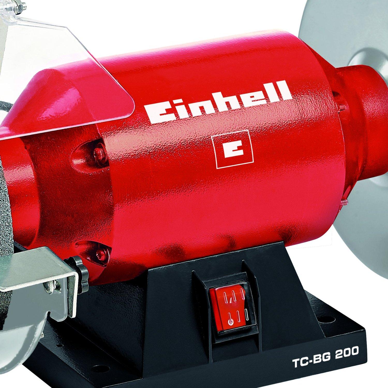 Esmeril einhell tc bg 200 400w 200mm - Chimeneas electricas bauhaus ...