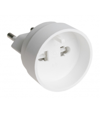 Adaptador europeo universal indesmontable 2300W 250V 10A (Solera 88)