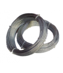 CABLE GALV.PLASTIFICADO 2X4/6X07+1
