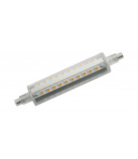 Lámpara Led Lineal R7s 10W 3200°K 900Lm 22x118mm. (DH 81.575/CAL)