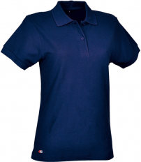 POLO GIZA WOMAN T-S MARINO