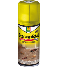 MASSOMATIC INSECTICIDA DESCARGA TOTAL 100ML