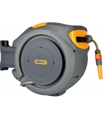 CARRO MINI AUTO HOZELOCK REEL 25 METROS