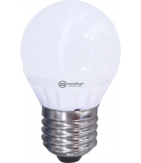 LAMPARA ESFERICA LED 7,5W E27 HOMEPLUSS 3000K