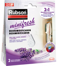ABSORBENTE HUM.MINIFRESH LAVANDA 2268966