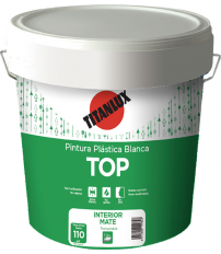 PINTURA PLAST.BCO.TOP MATE INT/EXT.20KG