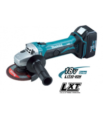 AMOLADORA MAKITA MINI DGA-452-RME 18V LITIO
