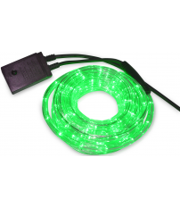 Kit tubo Led luminoso flexible multifunción 10 m. verde (F-Bright 775)