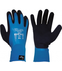 GUANTE WONDERGRIP AQUA LATEX WG318 T-09