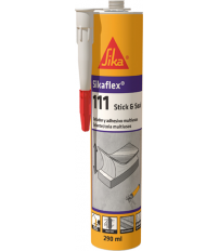 SIKAFLEX 111 STICK&SEAL 290ML BLANCO