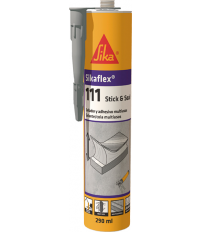 SIKAFLEX 111 STICK&SEAL 290ML GRIS