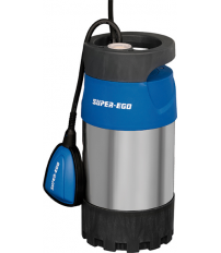 BOMBA SUMERGIBLE SUPER EGO BLS-55 A.LIMPIAS 800W INOX