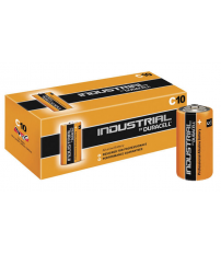 Pilas Duracell Procell para profesionales Alcalina R14-C (Caja 10 uds)